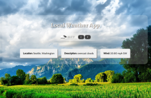 Local-Weather-App